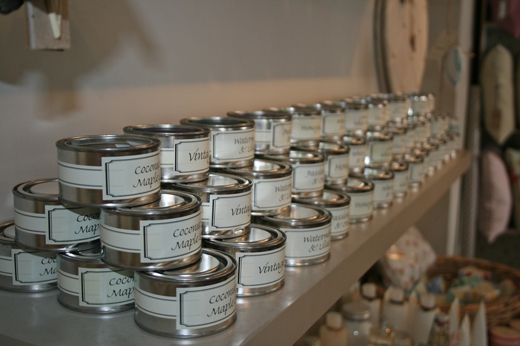 Pintail Candles in a selection of gorgeous scents!