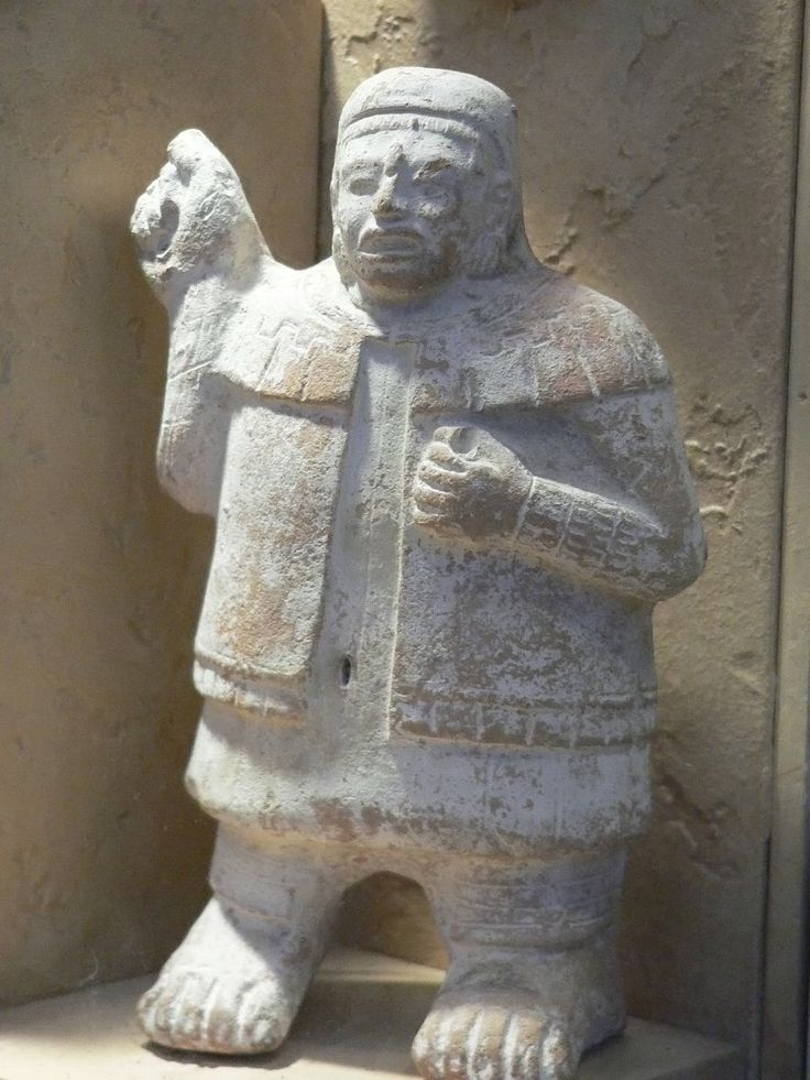 Maya Figurines Preclassic Period 1800 BCE-250 CE (3)
