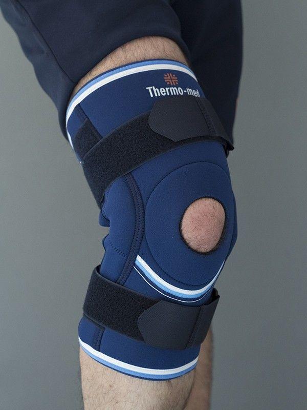 Orteză de genunchi mobilă din noepren