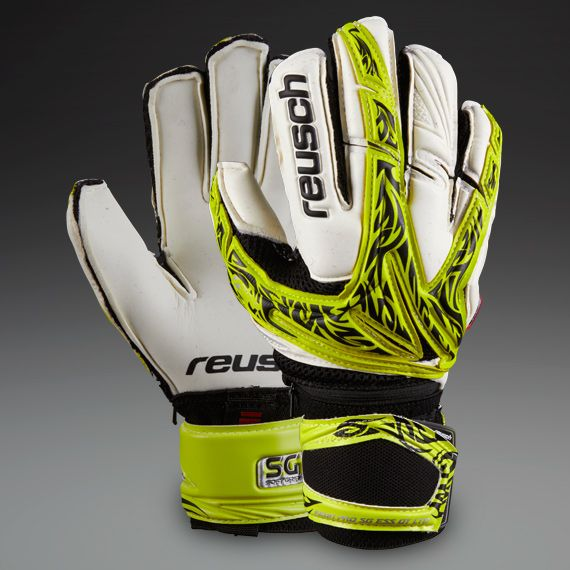 Reusch-Youths-Goalkeeper-Gloves-Reusch-Keon-Pro-SG-Ortho-Jr-LTD-Kids-Goalie-Gloves-Goalkeeping