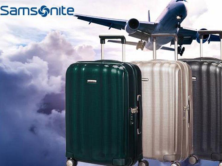 Die Koffer von Samsonite bieten dir alle Vorteile für komfortables Reisen. Pack dein neues Gepäckstück und unvergessliche Zeiten warten auf dich!  Profitiere jetzt bei DeinDeal vom grossen Samsonite Sale und kaufe deinen neuen Koffer für bereits 159.-!  Bestelle hier deinen neuen Koffer: https://www.ich-brauche-ferien.ch/samsonite-koffer-im-sale/