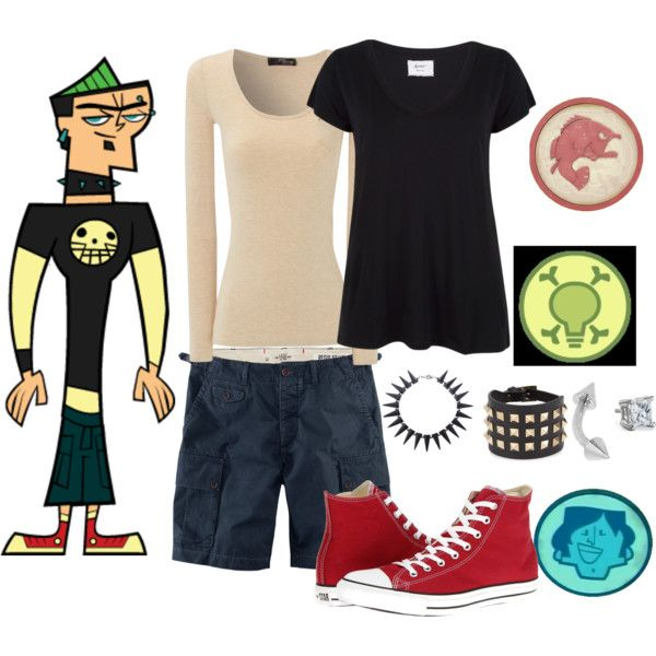 Total Drama Island Characters In Real Life