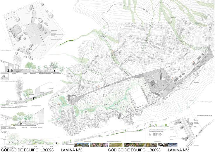79 best paisajismo y mobiliario urbano images on pinterest for Paisajismo urbano