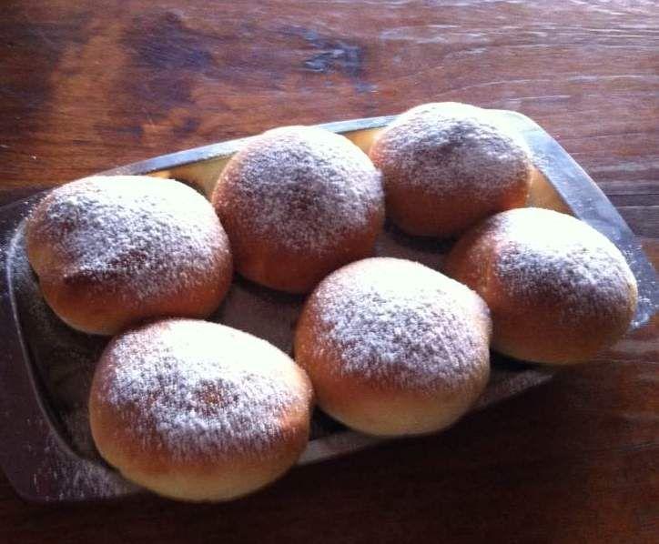 Rezept Berliner aus dem Backofen von mariejose - Rezept der Kategorie Backen süß