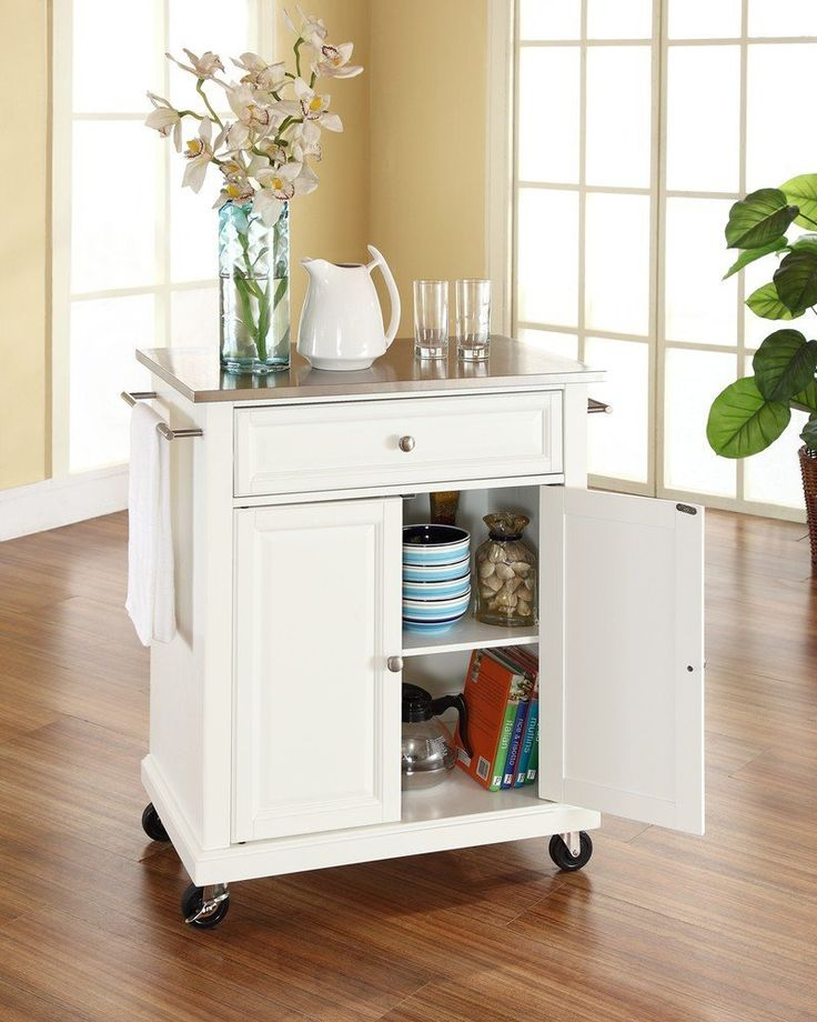 Belham Living Milano Stationary Kitchen Island