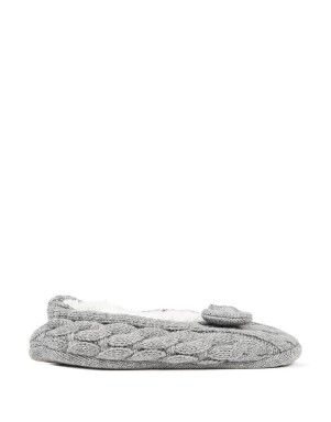 Chunky Knit Slipper Socks | Woolworths.co.za