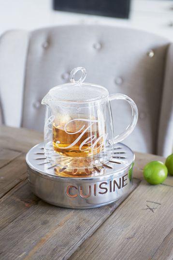 Teapot Fresh Tea - Rivièra Maison Tea parteey<3
