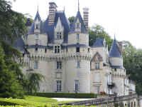 Usse, Loire Valley, France-the castle that was the inspiration for the original Sleeping Beauty story.