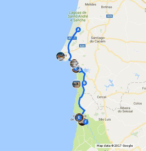 Tag 3 unserer Reise auf der Route der Fische - https://drive.google.com/open?id=1k5Bs-wfKZyT_2QMBLQpd6lfpczc&usp=sharing #rotadopeixe #visitalentejo #aptece #madomistours #twoportugal