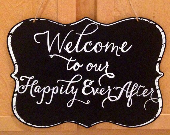 Hey, I found this really awesome Etsy listing at https://www.etsy.com/listing/188283340/custom-wedding-chalkboard-welcome-to-our