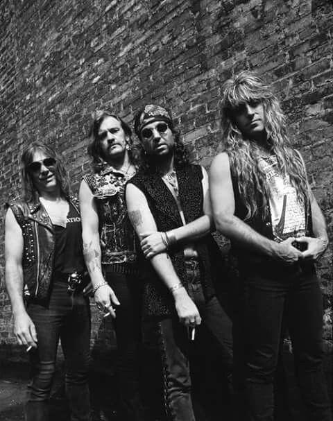 Wurzel/Lemmy Kilmister/Phil Campbell/Mickey Dee