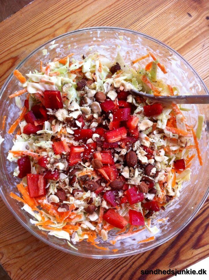 spidskål coleslaw
