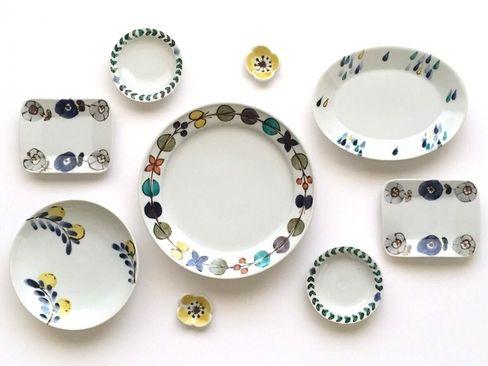 キッチン&テーブルウェア/***九谷青窯に魅せ... ファッションからインテリア、料理まで、暮らしを楽しむ雑誌「LEE(リー)」の公式サイト「LEEweb(リーウェブ)」 HAPPY PLUS(ハピプラ)