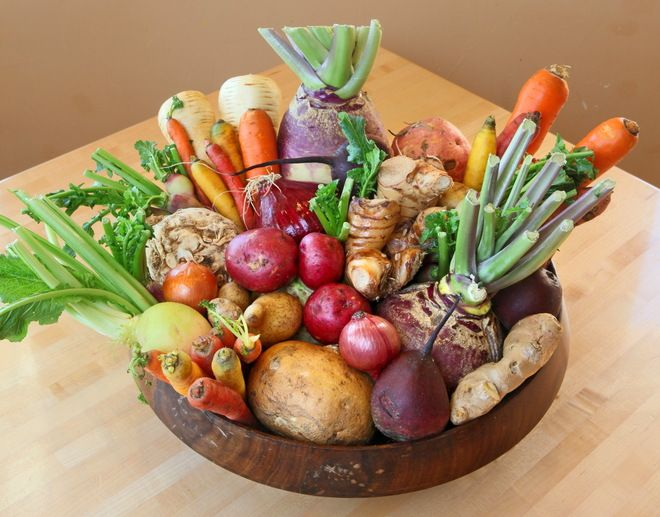 Root vegetables move into the spotlight