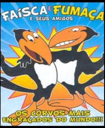 Fred Cunha News: DESENHO ANIMADO DOS ANOS 40 - FAÍSCA E FUMAÇA - 022