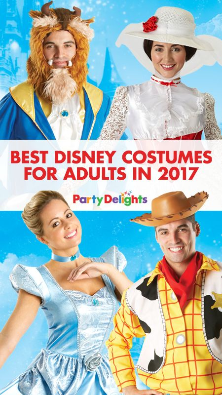 Looking for a good Disney costume? Find your perfect Disney fancy dress costume with our round-up of the best Disney costumes for adults in 2017. Includes Disney princess costumes and classic Disney characters! Perfect for a Disney-themed party.