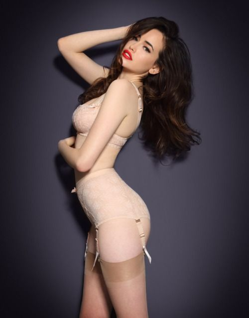 gorgeous! lingerie by Agent Provocateur (Mercy collection)