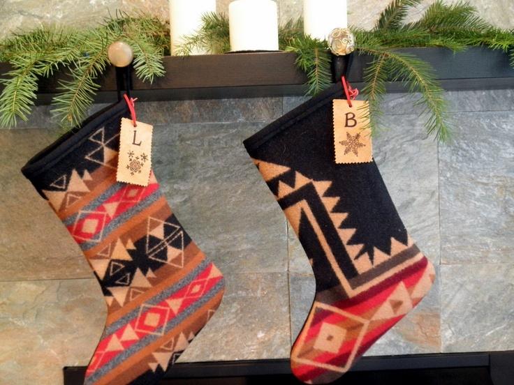 Pendelton stockings