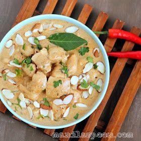 Manila Spoon: Coconut Chicken Curry