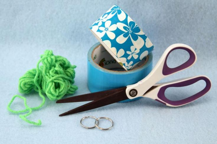 Sophie's World - How to Make a Duck Tape Belt