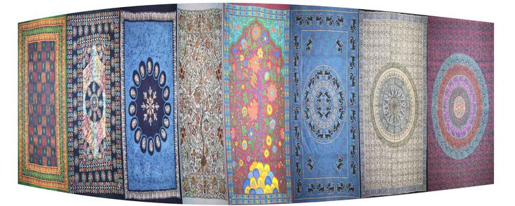Homestead Wholesale Indian Tapestries and Bedspreads