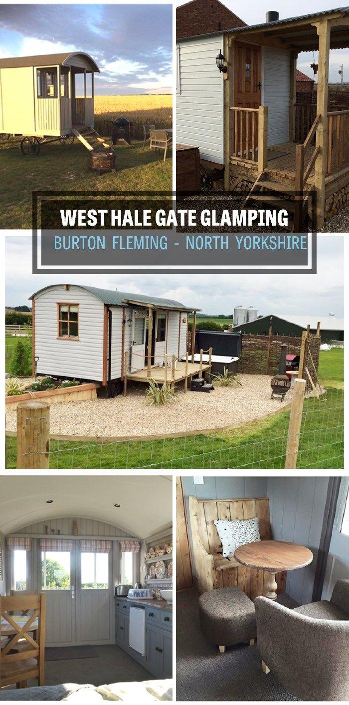 west hale gate glamping shepherd u0027s huts burton fleming north