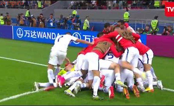 ¡Chile ganó! Los penales con que la selección chilena pasó a la final de la Copa Confederaciones