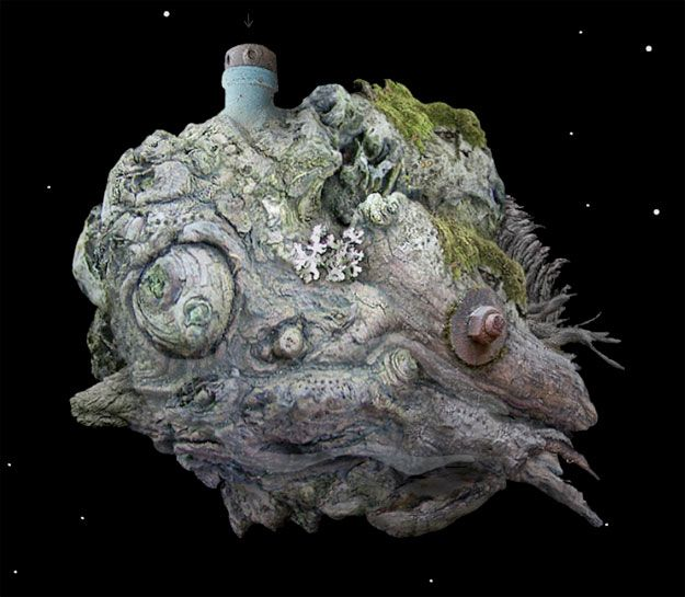 Samorost, en asteroide der er et besøg værd.