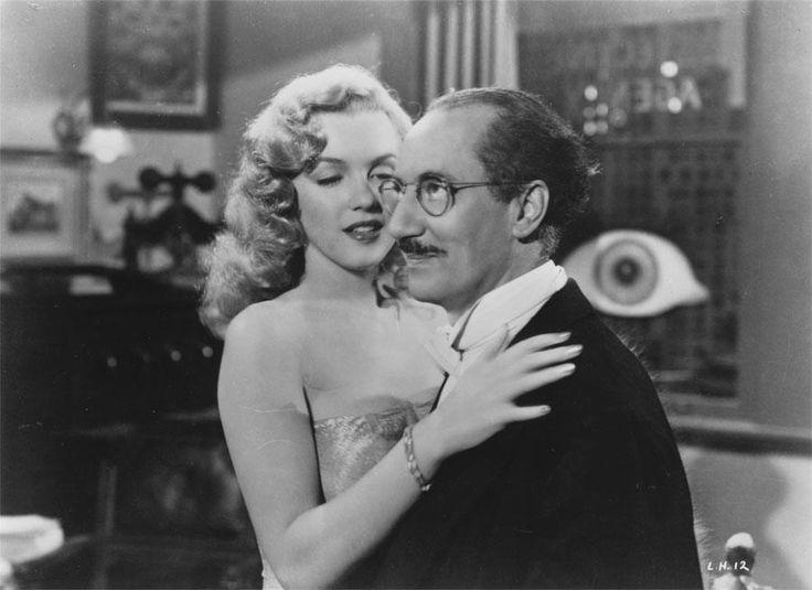 Groucho Marx, Love Happy (1949)