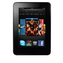 "World's most advanced 7"" tablet with stunning HD display, exclusive Dolby audio, and the fastest Wi-Fi found on a tablet. When it comes to HD displays, great resolution is just the start. Kindle Fire HD delivers rich color and deep contrast from every angle, with an advanced polarizing filter and anti-glare technology. Audio is optimized based on what you're listening to, using the power of Dolby Digital Plus to adjust volume, create virtual surround sound,"