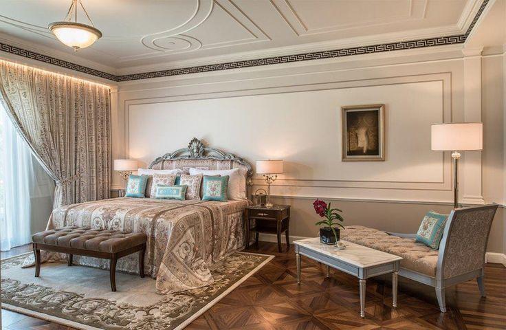 imagen 4 de Donatella abre las puertas del Palazzo Versace de Dubái.