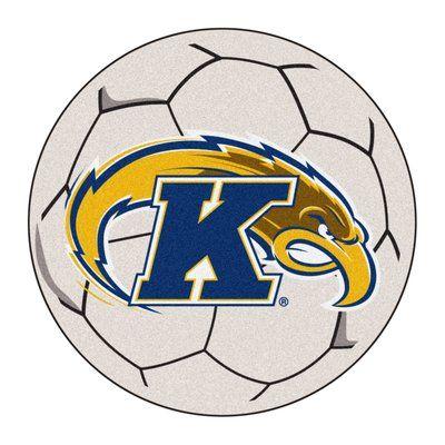 FANMATS NCAA Kent State University Soccer Ball