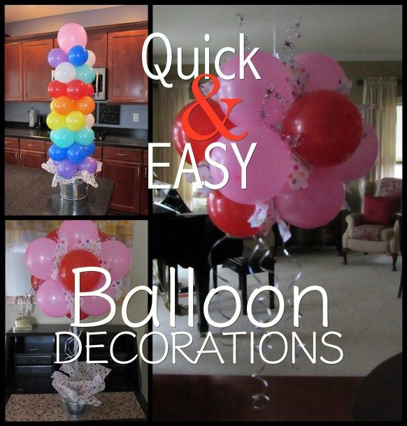 Up your party dec game with a DIY balloon topiary in under 15 minutes with this tutorial.