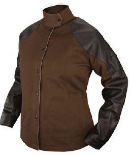Angel Fire Women's Welding Jacket - Hybrid BW9CPS