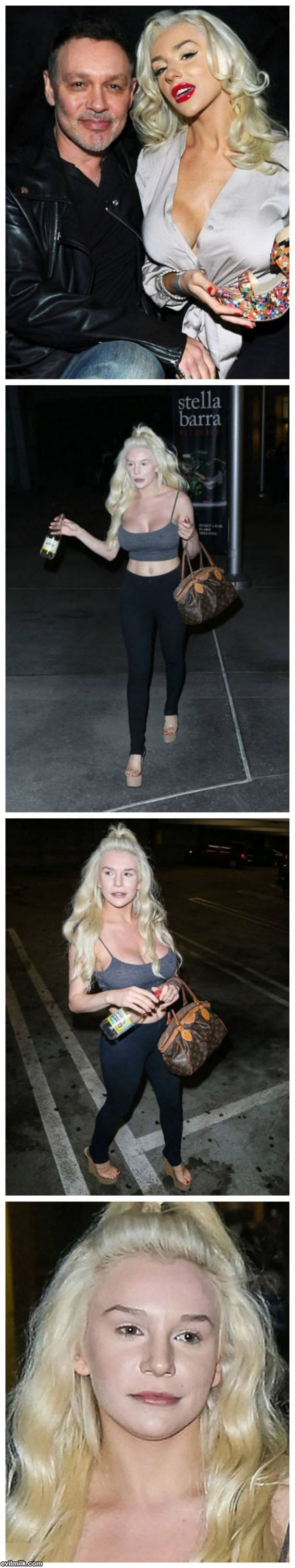 Courtney Stodden Without Makeup http://ibeebz.com