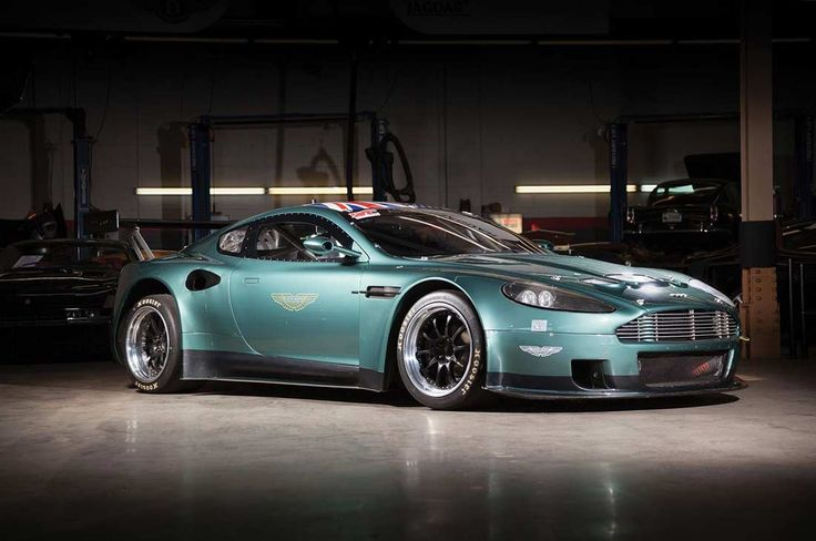 2006 Aston Martin DBRS9 up for auction!