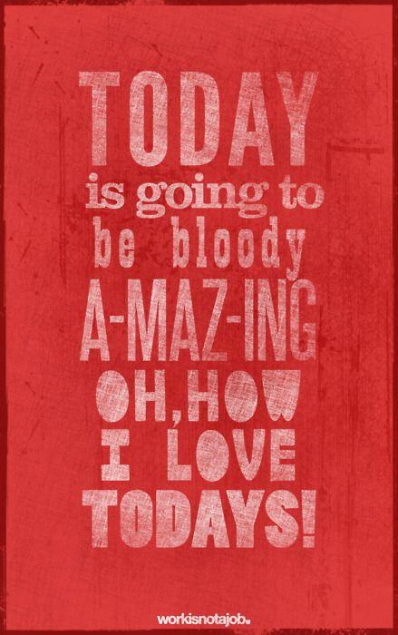I LOVE TODAYS!
