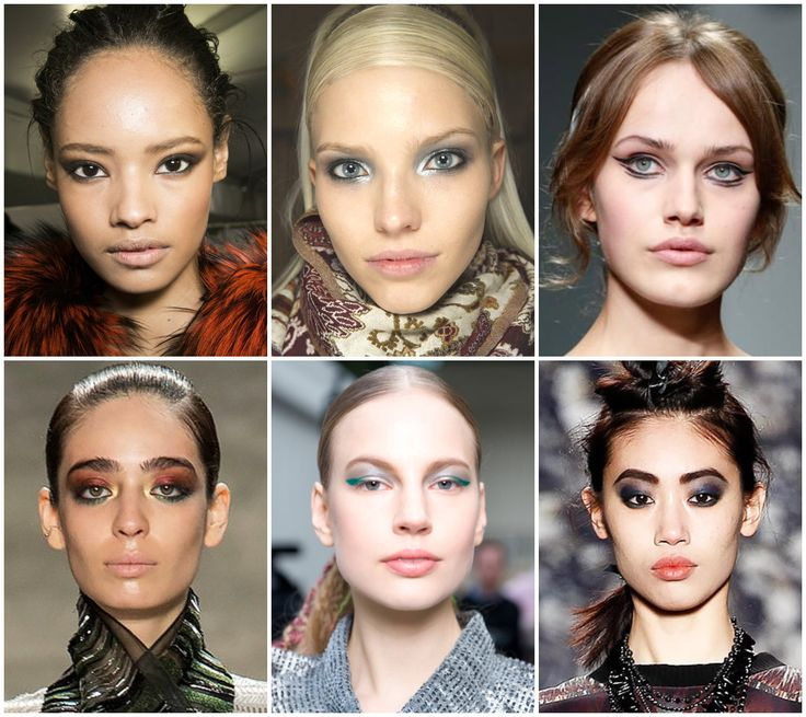 Makeup trends 2015: Frebruary ТРЕНДЫ МАКИЯЖА НА ФЕВРАЛЬ 2015  #makeup #trends2015 #color #girlmustreed
