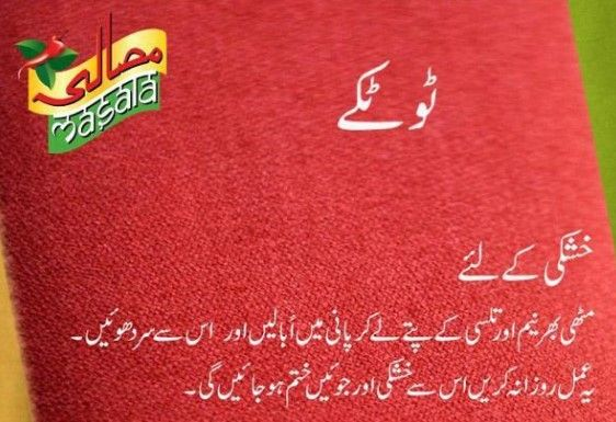 Zubaida apa k totkay in Urdu | Health and Beauty
