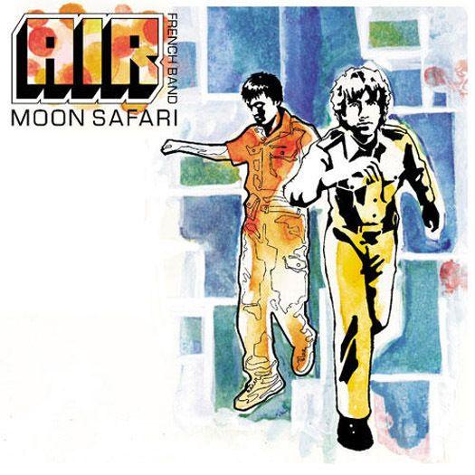 100 Best Albums of the Nineties: Air, 'Moon Safari'   Rolling Stone