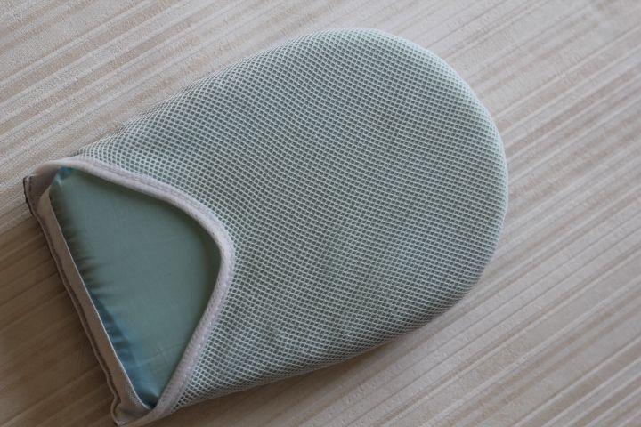 тефлоновая рукавица для глажки