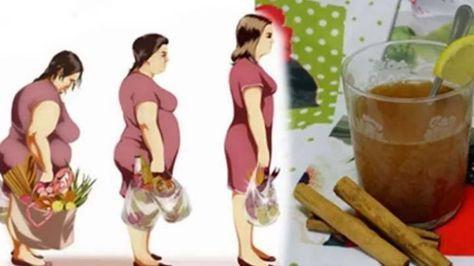 Limon ve Tarçınlı Bu İçecek ile Sadece 1 Haftada 4 Kilo Vereceksiniz