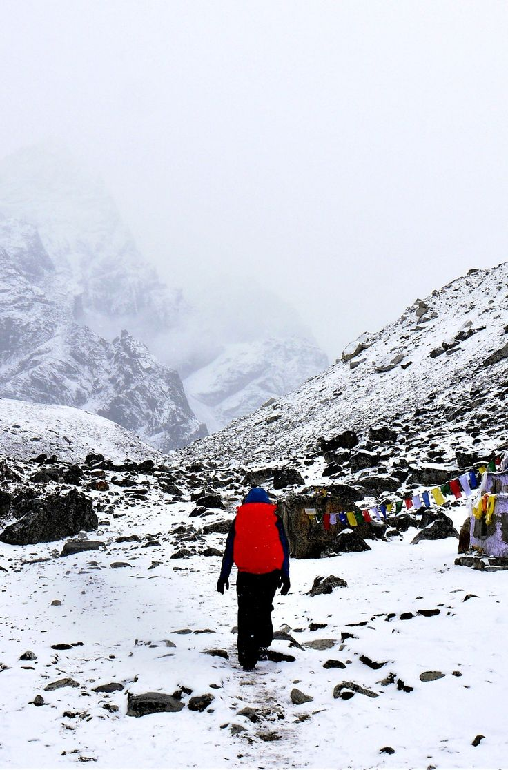 Having completed the trek myself, here are some important tips on how to survive the journey to #Everest Base Camp. #Nepal #hiking #trek #hike #mountain #mteverest