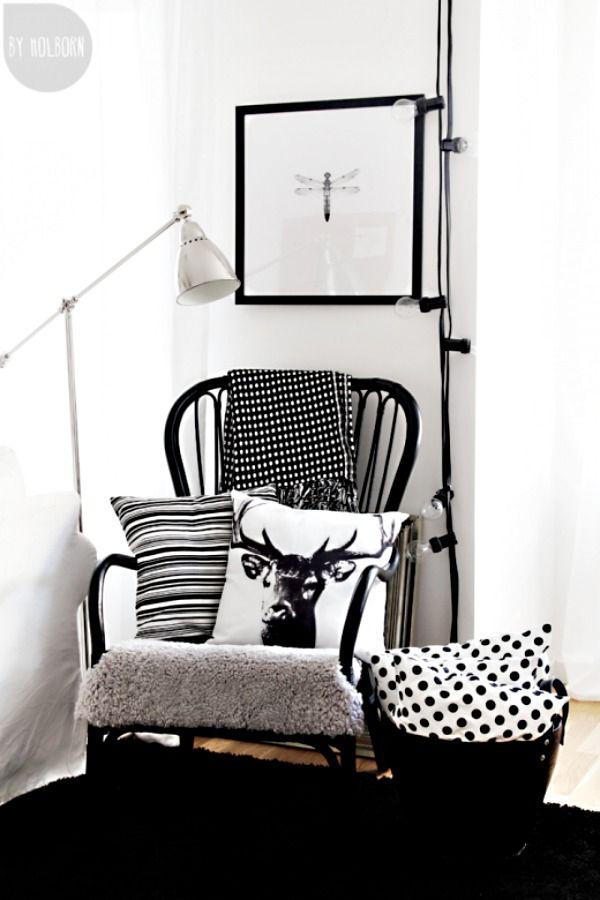 zwart-witte prints