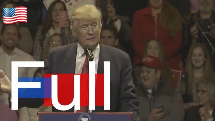 News Alert , Donald Trump Latest News Today 12/01/16 Speech , Holds Vict...