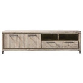 TV-Dressoir Accardi ice grey #prontowonen #droomwoonkamer