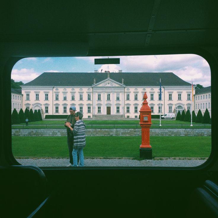Bellevue Palace, Tiergarten, Berlin