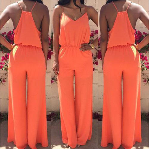 Fashion Women Slim Evening Party Playsuit Ladies Romper Long Jumpsuit | eBay