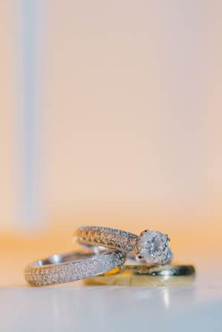 44 best RINGS images on Pinterest Wedding bands Diamond