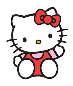 FREE SVG MTC cut files lots here- Hello Kitty